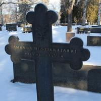 Papinsaaren hautausmaa (Kuhmoinen)