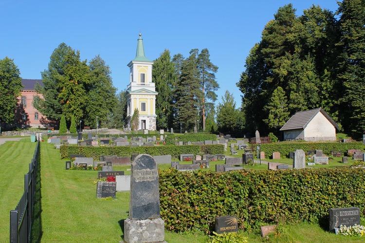 Hämeenkosken vanha hautausmaa